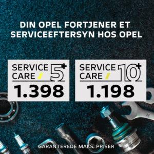 Service Care 5+ 10+