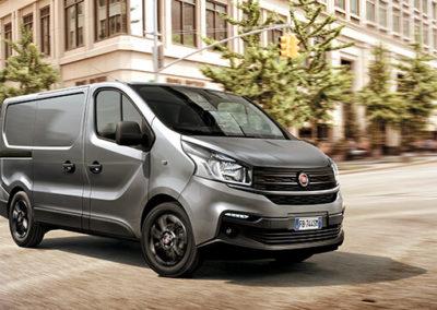 Fiat Talento varebil