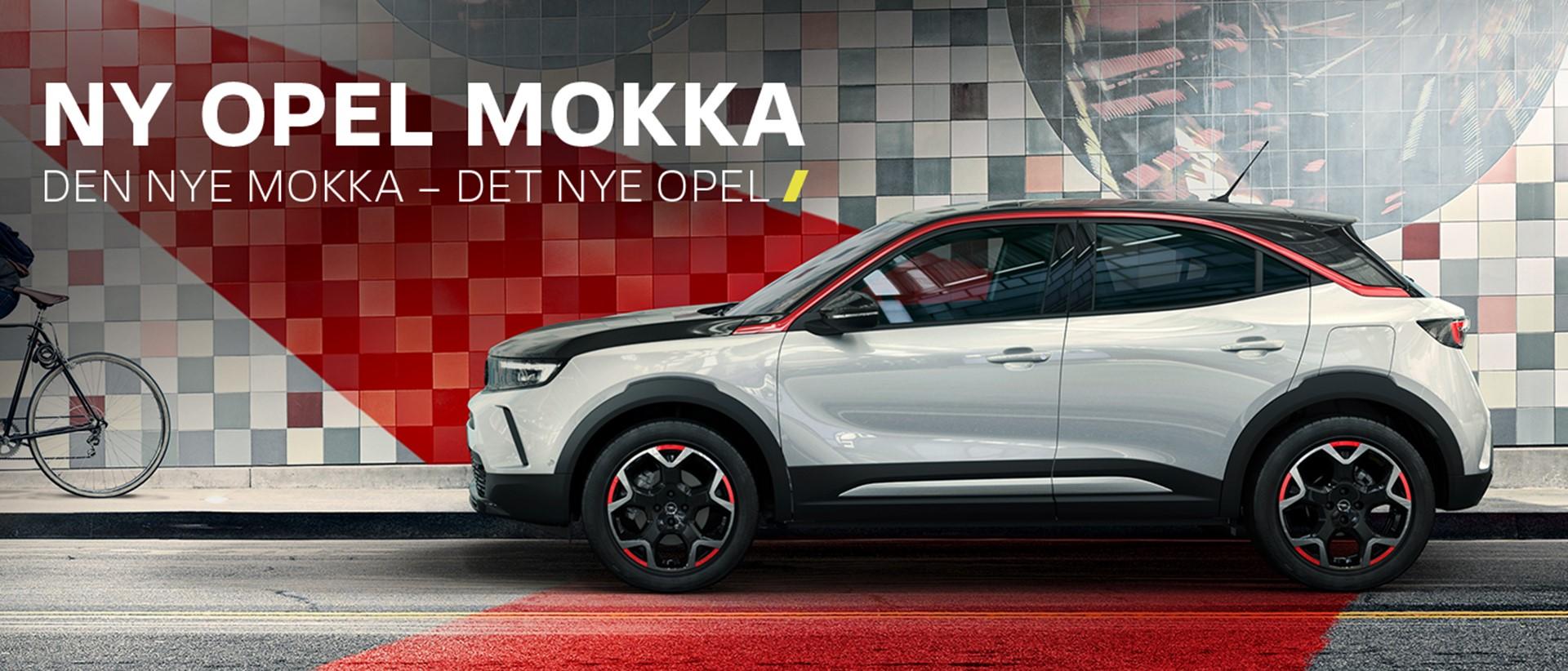 Den nye Mokka - Det nye Opel