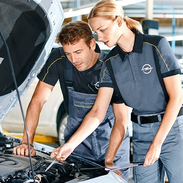 Book Opel Service