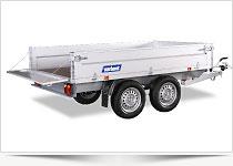 Variant semi pro-trailer